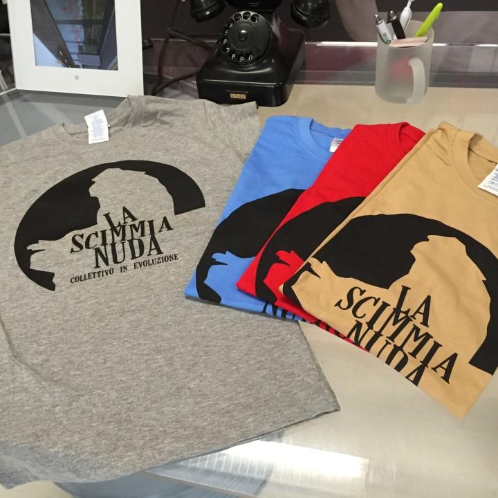 Merchandising LA SCIMMIA NUDA