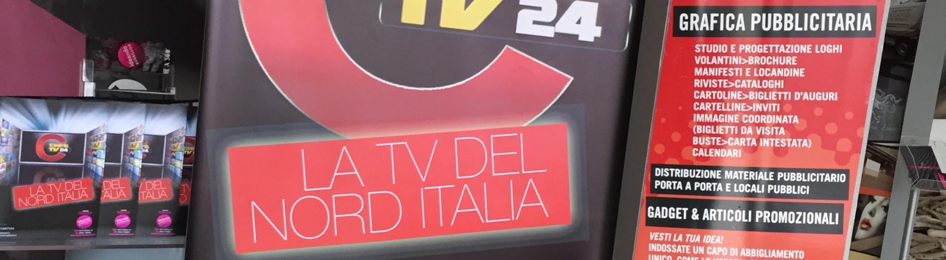 CAFÉ TV 24 partner IDEANDO PUBBLICITÀ