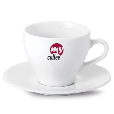 TAZZINE DA CAFFE' PERSONALIZZABILI