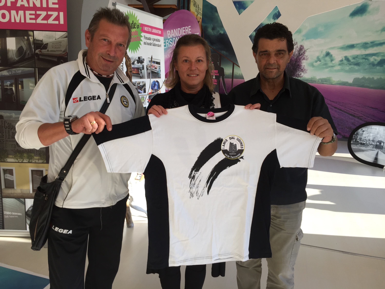 Tshirt Udinese club Tarcento